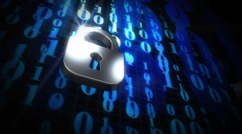 securiry web padlock