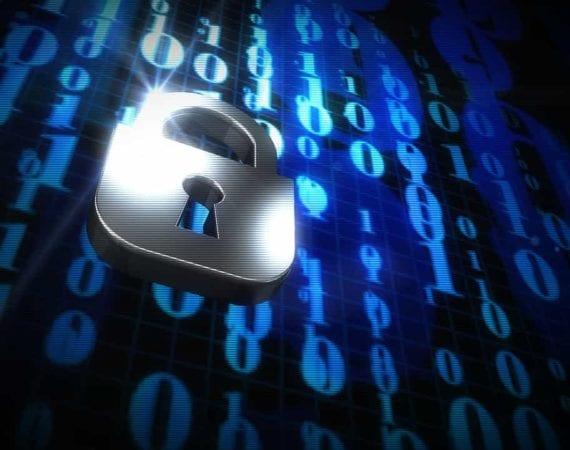 Seguridad web candado